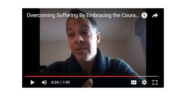 Overcoming fear video link